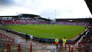 wrexham stadium