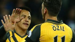 Kwa pamoja Sanchez na Ozil wamekuwa nguzo muhimu kwa klabu ya Arsenal