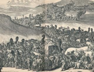 Mansa Musa berkelana ke Mekah dengan rombongan berisi 60 ribu orang dan 12 ribu budak