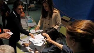 स्पेन निर्वाचन