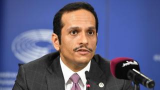 قطر ایران