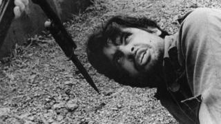 फ़िल्म सात हिंदुस्तानी में अमिताभ बच्चन
