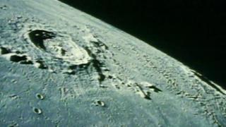La surface de la Lune
