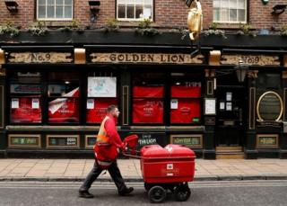 Golden Lion, York