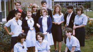 grammar pupils 1962-63