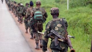 Abasirikare ba Kongo barahanganye n'abarwanyi ba ADF mu buseruko bw'ico gihugu