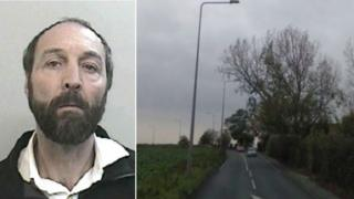 Kenneth Grisedale and photograph of Southport Road