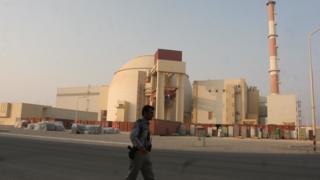 إيران تقول إنها تريد استخدام الطاقة النووية سلميا