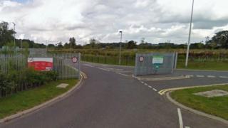 Newbury recycling centre