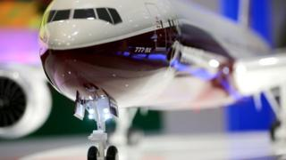 Boeing and Airbus new plane models
