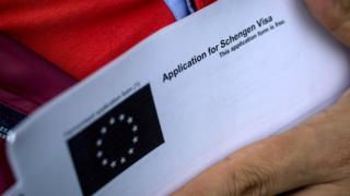 AB vize başvuru
