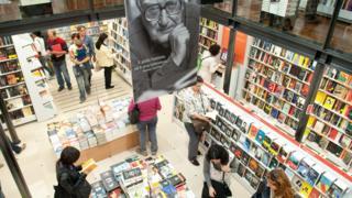 Librería Feltrinelli (Foto: Grupo Feltrinelli)