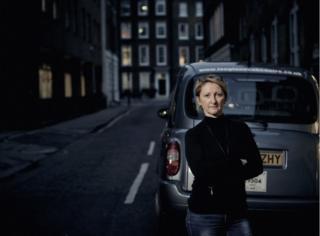 Taxi driver Lynn