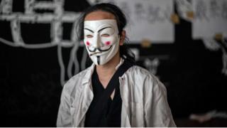 Hong Kong đã nhiều tháng chìm trong biểu tình và bạo lực