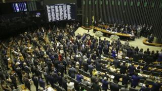 Votação para presidente da Câmara