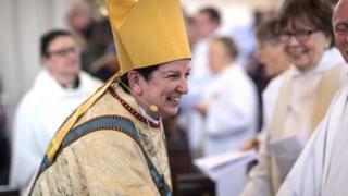 Rt Rev Anne Dyer