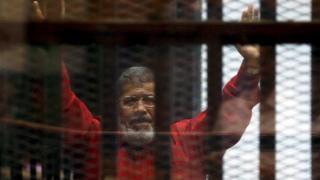 Египеттин мурдагы президенти Мухаммед Мурси