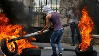 Beytüllahim'de gösteriler
