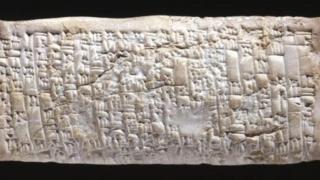 3800 yıllık tüketici şikayet mektubu tableti