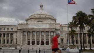 Puerto Rican capital building