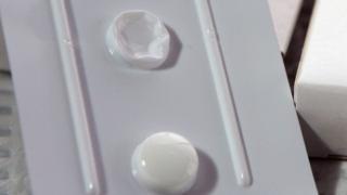 Abortion pills, stock image
