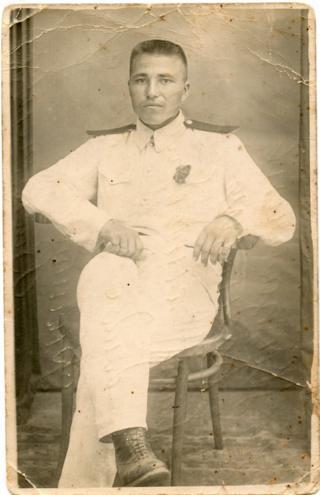 Филипп Васильченко в 1916 году