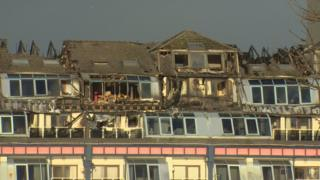 Police conclude investigation into Lancefield Quay flats fire
