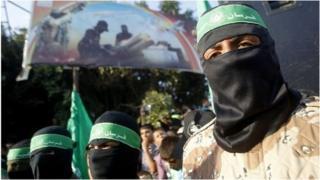 Hamas ta ce ta aimince da kasar Palasdinu ta wucin gadi