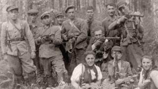 Marian Burstein e partisans