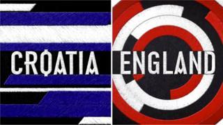Матч Хорватия-Англия