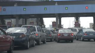 Motor for Admiralty Circle Plaza for first toll gate for Lekki