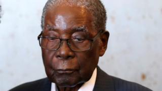 Ex-President Mugabe