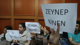 Diyarbakır'da sağlıkçıların protestosu