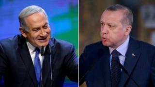 Netanyahu, Israel, Erdogan, Turki