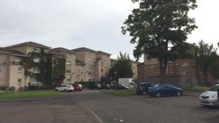 Niddrie Park Square Pic: Morag Kinniburgh