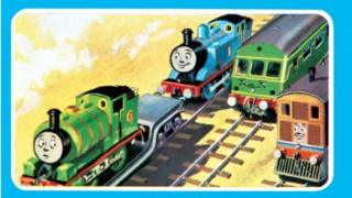 Thomas, Percy and Toby (and maybe Daisy the diesel)