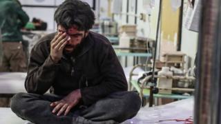 مصادر تقول إن قوات الحكومة تستعد لشن هجوم كاسح على الغوطة الشرقية