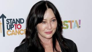 positive news Shannen Doherty
