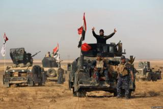 ઇરાકી સેનાની તસવીર