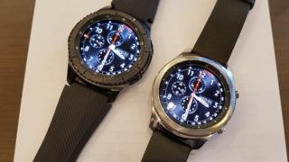 Gear S3 smartwatches