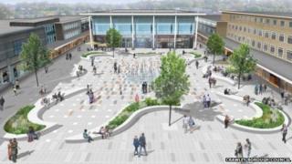 Queen's Square design