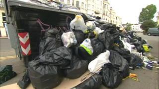 Brighton & Hove rubbish