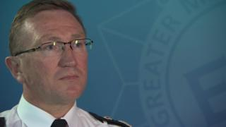GMP Chief Constable Ian Hopkins