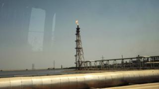 دکل نفت