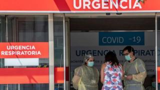 Coronavírus: Chile mantém baixo número de mortes, mas respiradores são ?calcanhar de Aquiles?
