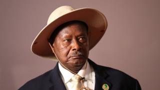 """Mu gihe cyashize, Perezida Yoweri Kaguta Museveni wa Uganda yavuze ko ibyo birego by'iyicarubozo ari """"inkuru z'ibihuha"""""""