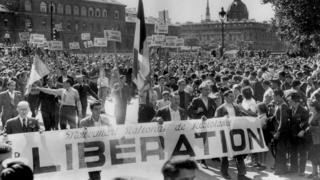 Звільнення Парижа від нацистської окупації