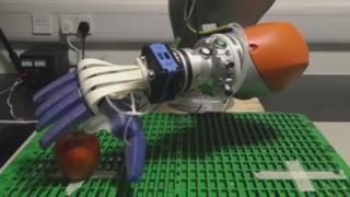 دست روبوتیک