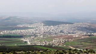 Afrin kenti