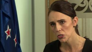 Yeni Zelandiyanın Baş naziri Jasinda Ardern BBC-ə müsahibə verib